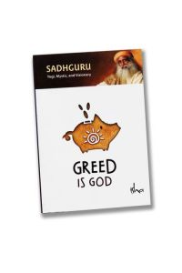 Greed is God, Ambition to Vision